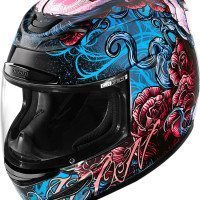 ICON Airmada Sugar Womens Helmet