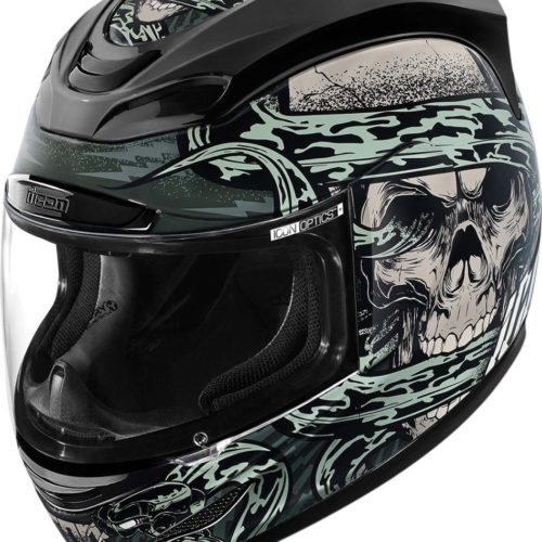Icon Airmada Vitriol Helmet