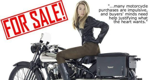 10 Tips on How to Sell a Motorcycle