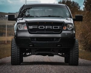 11th gen Ford F150 heavily customized