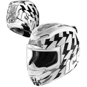 ICON Airmada Stack Helmet - White