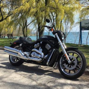 Adrian's 2006 Harley-Davidson Night Rod