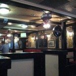 The Black Bull pub in Bolton - very cool spot and fun staff