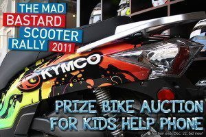 Scooter Auction