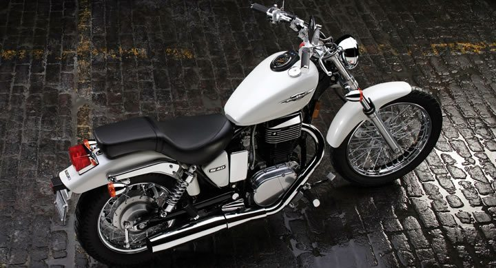 suzuki savage boulevard