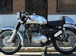 Royal Enfield Chrome Cafe Racer