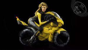 motorcycle body paint