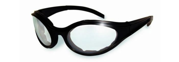 Windmaster Clear Motorcycle Goggles