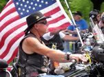 Rolling Thunder Motorcycle Rally