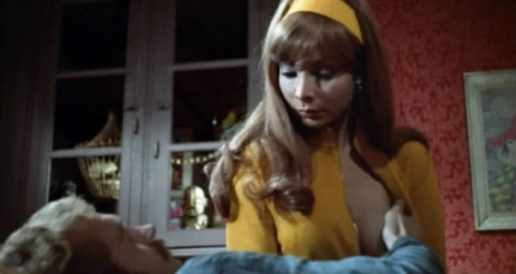 Angels from Hell (1968) Ginger