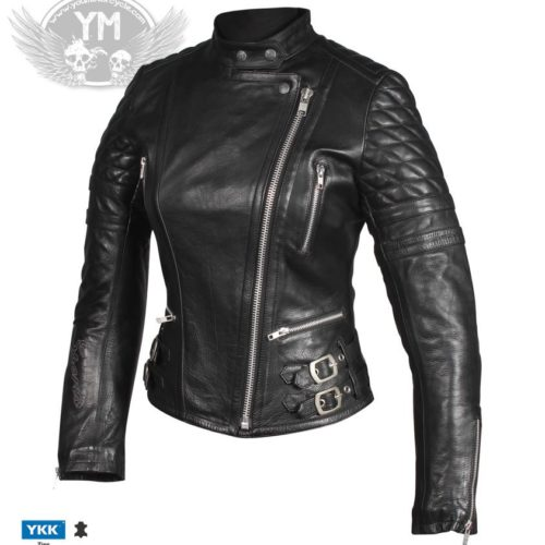 Fly Angel Ladies Motorcycle Jacket