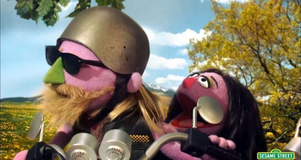 Sons of Anarchy Parody Sesame Street