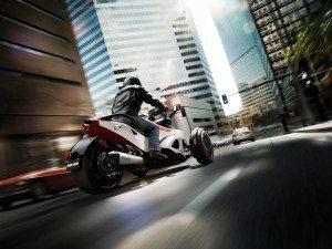 2014 Can Am Spyder RS