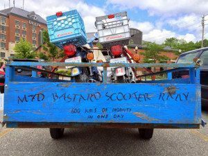 2015 Mad Bastard Scooter Rally - Trailer