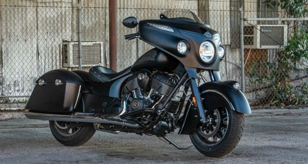 2017 Indian Chieftain Review