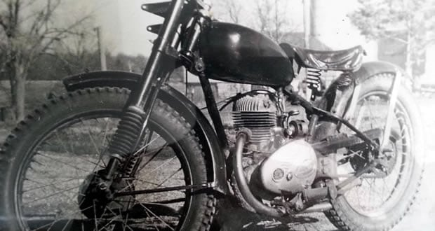 57 Years of Motorcycles (And Counting)