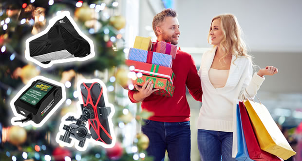 7 Gifts for Motorcyclists Under $100