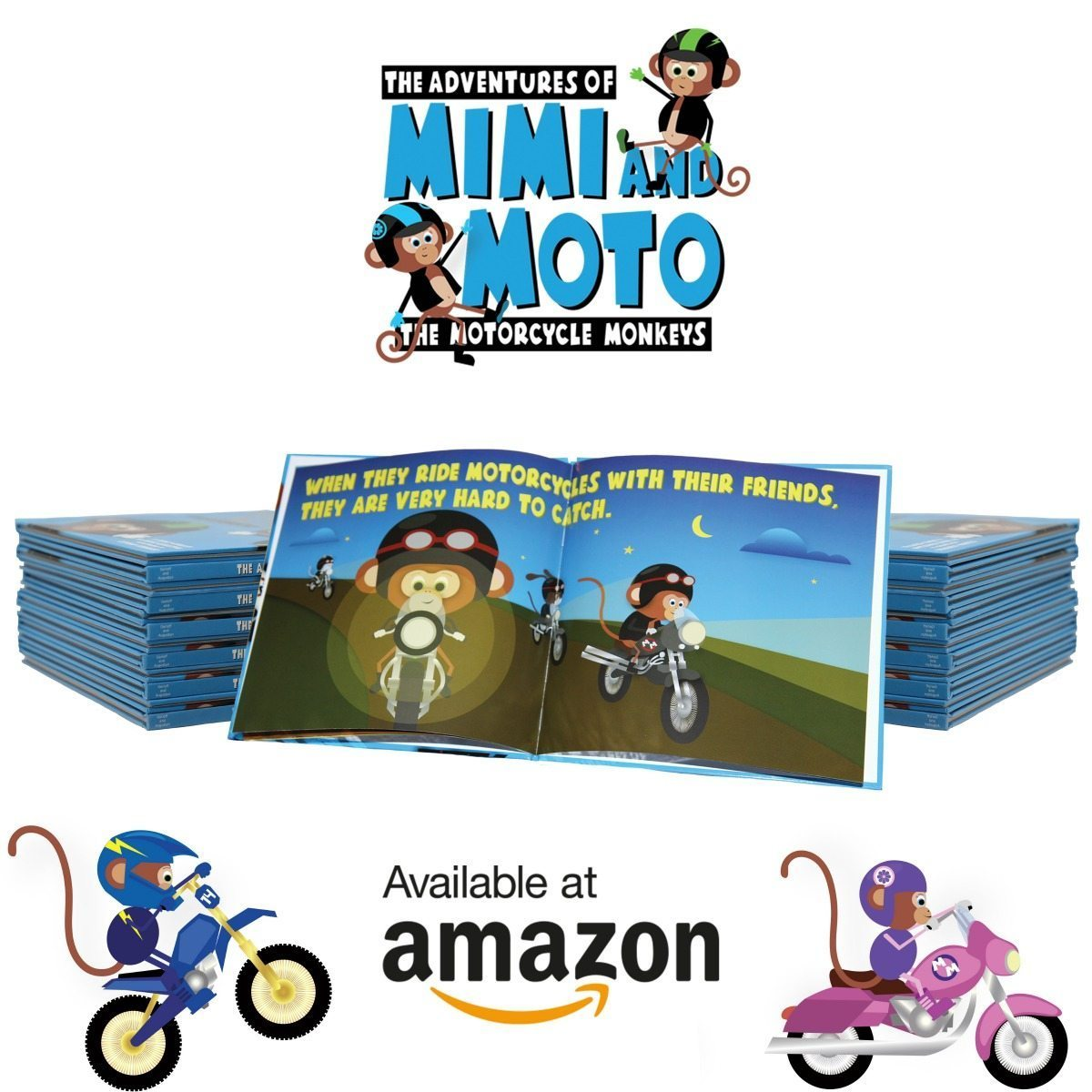 The Adventures of Mini and Moto
