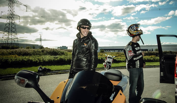 How Motorcycles Changed My Life
