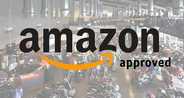 Amazon to Launch Motorcycle Installation Services at 'Amazon-Approved' Dealerships