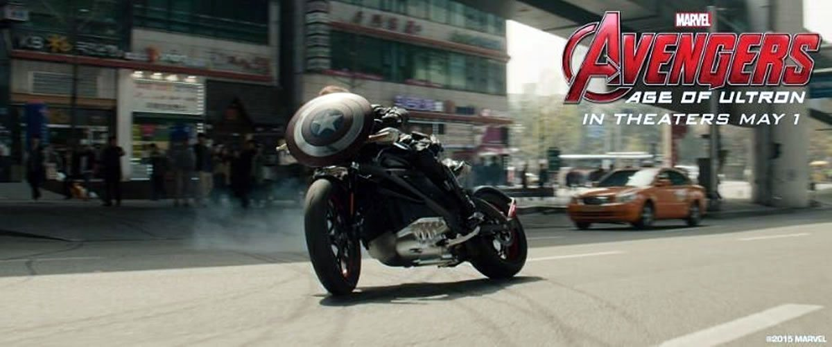 Avengers Age of Ultron - Project LiveWire