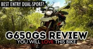 BMW G650 GS Review