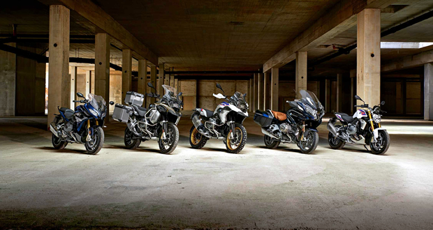 BMW Motorrad Hits Eight Years of Sales Growth