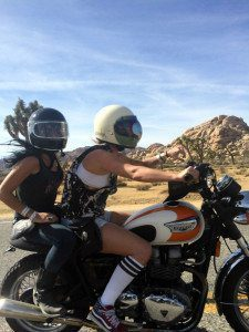 Babes Ride Out - Joshua Tree Ride