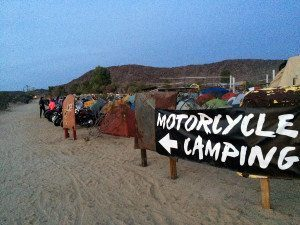 Babes Ride Out - Motorcycle Camping