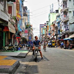 Back in Vietnam after three years