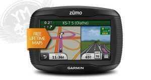 Best GPS for Motorcyclists Garmin Zumo 390 LM
