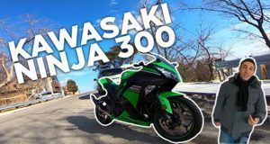Buying a Kawasaki Ninja 300 - Motovlog 1 header