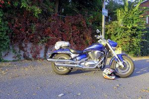 CarCovers Motorcycle Cover Review - Folded for Travel