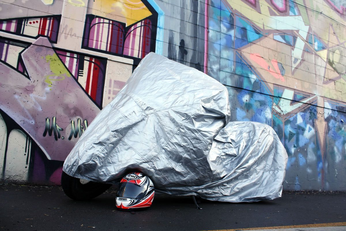 CarCovers Motorcycle Cover Review