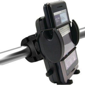 ChargerCity-Mega-Grip-Bike-Bicycle-and-Motorcycle-Mount-for-iPhone-5s-5c-4s-4-HTC-ONE-Motorola-Moto-X-G-6-DroidLG-G2-G3-Google-Nexus-4-5-Samsung-Galaxy-S4-S5-Note-3-smartphone-Include-ChargerCity-Manu-0
