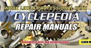 Cyclepedia Repair Manuals Review