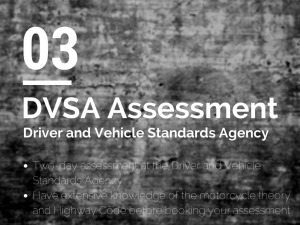 DVSA Assessment - You Must Pass a DVSA Assessment to Be a Motorcycle Training Instructor in the UK