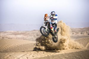 Dakar Motorcycle Rally