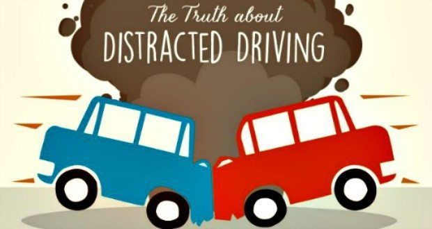 The Truth About Distracted Driving