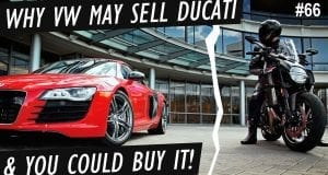 Ducati Could be up For Sale Again and There's a Chance You Could Own It