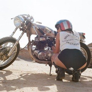 Empowering Women Motorcyclists