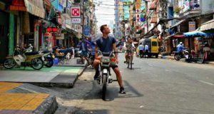 Epic Vietnam Adventure Motorcycle Mini-Series