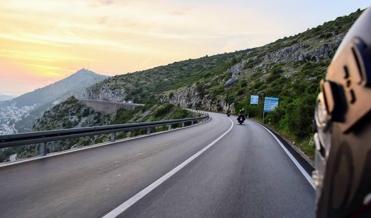 Explore Croatia by motorcycle