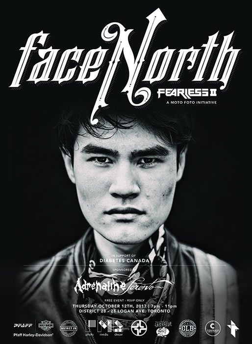 FEARLESS 2 - FACE NORTH