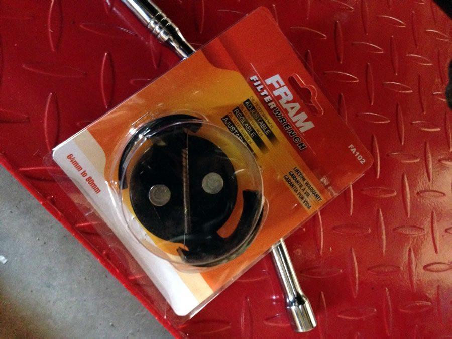 FRAM Oil Filter Wrench