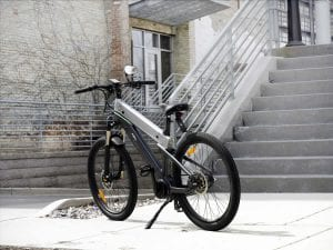 FUELL Fluid electric bicycle