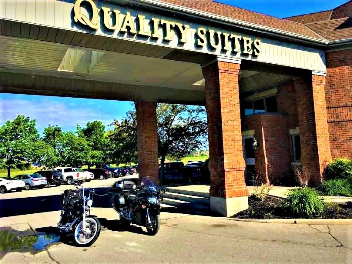 Quality Suites, Whitby