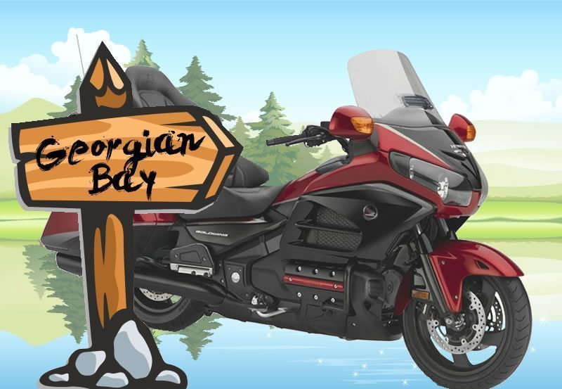 Georgian Bay Honda Gold Wing