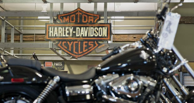 Harley-Davidson on Fortune