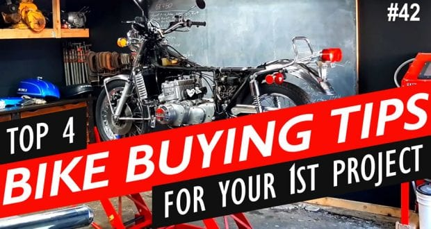 How To Buy a Project Motorcycle for Restoration or Customization